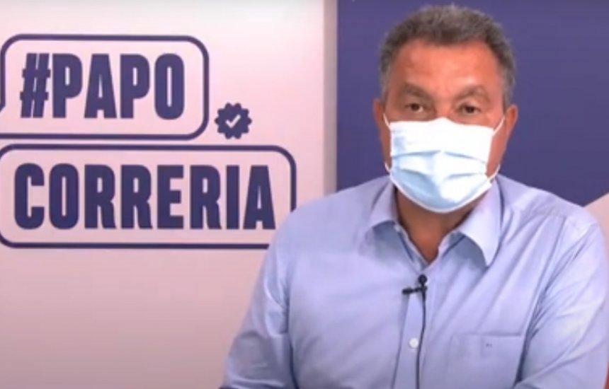 ['Aqui tem lei e governador', dispara Rui Costa sobre suposto passeio de moto de Bolsonaro na Bahia]