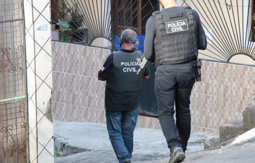 [Operação Lilith: Homem é preso suspeito de estuprar os filhos em Camaçari]