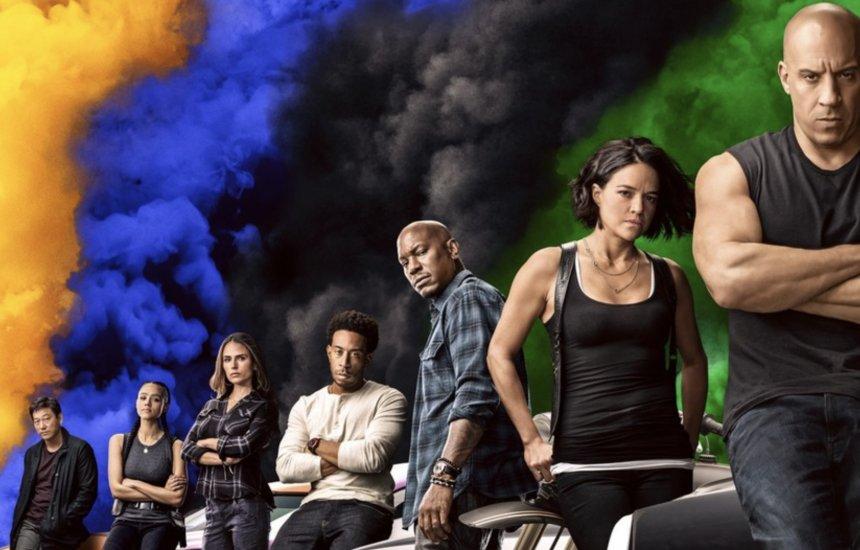 Cinemark do Boulevard inicia pré-venda do filme 'Velozes & Furiosos 9'
