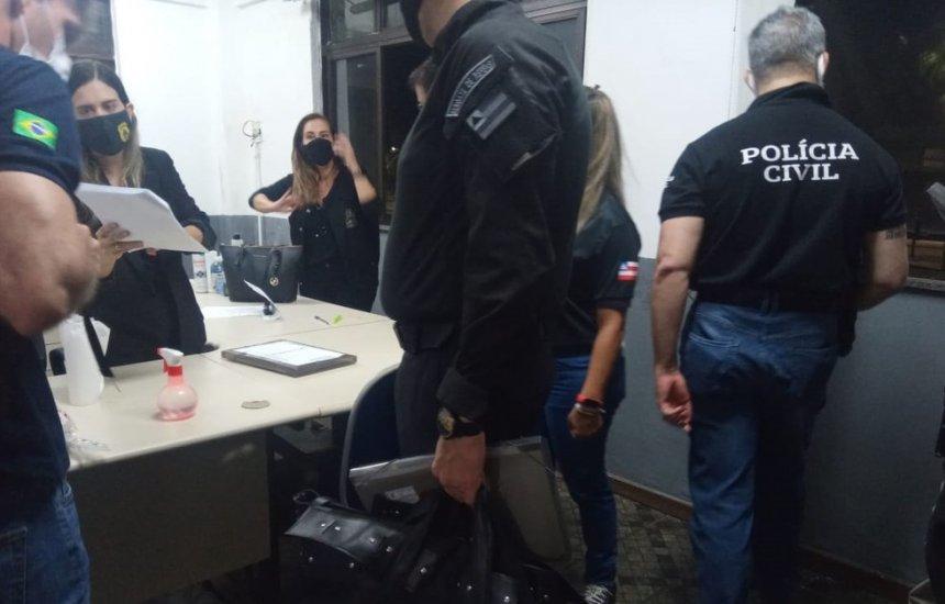 [Operação cumpre mandados de busca em Salvador e Feira de Santana contra grupo suspeito de sonegar R$ 39 milhões]
