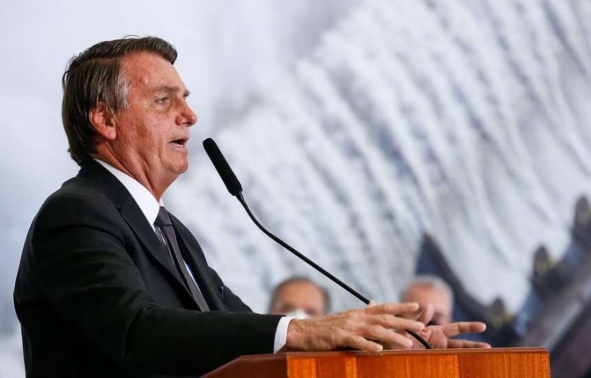 [Vamos apresentar prova de fraude do segundo turno de 2014, diz Bolsonaro]