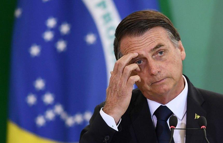 [Presidente Bolsonaro diz não saber se vai ser candidato em 2022]