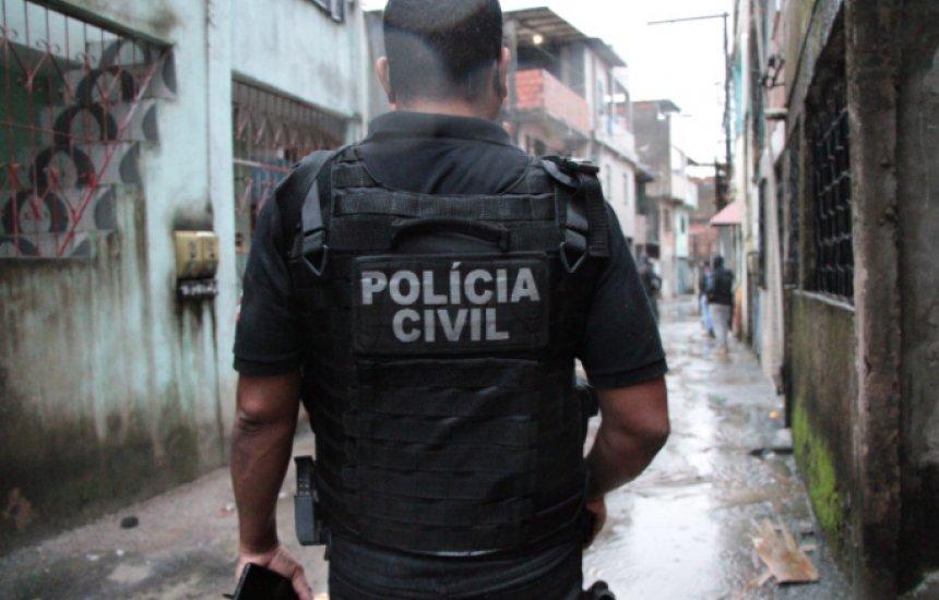 [Suspeito de homicídio tem mandado de prisão cumprido durante operação em Camaçari]