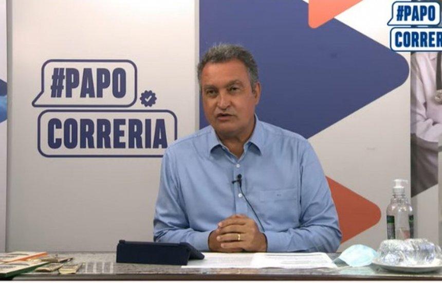 [Rui Costa anuncia nova convocação do Partiu Estágio no Papo Correria desta terça (27)]