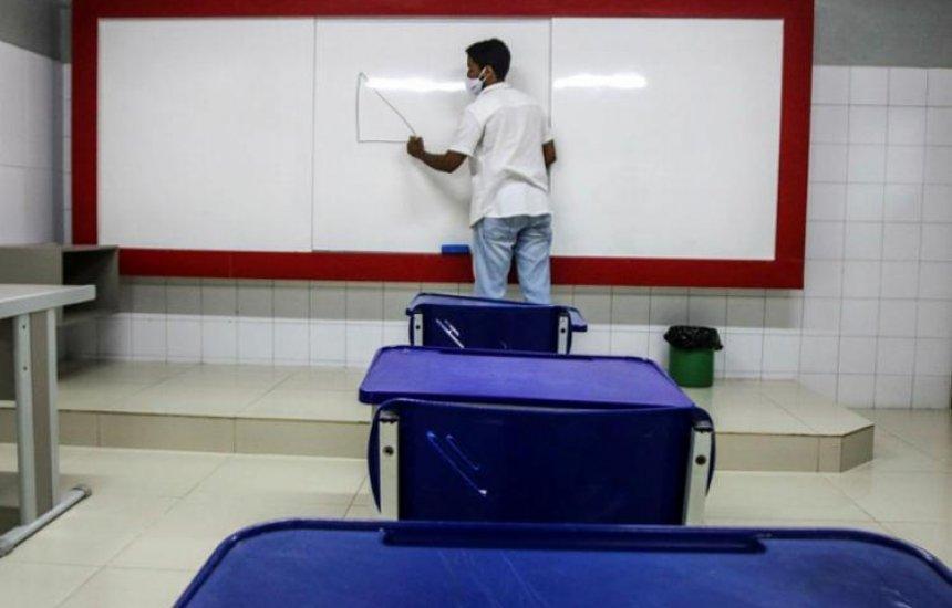 [Volta às aulas sem protocolos de segurança rígidos pode aumentar infecções em 1.141%, diz estudo]