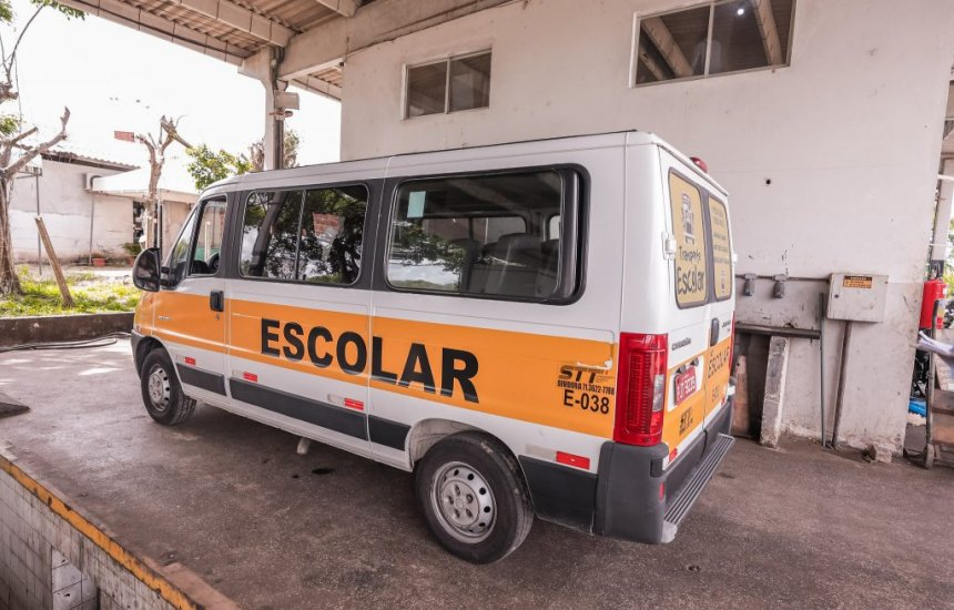 [Renovação de alvará do transporte escolar começa na segunda (02) em Camaçari]