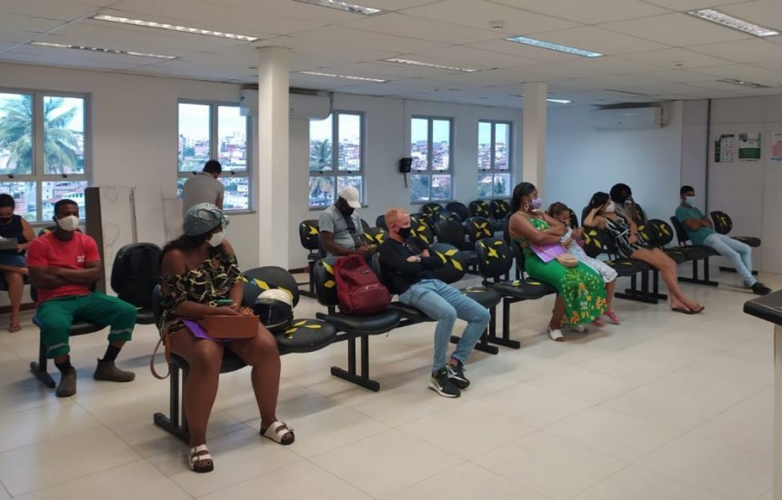 [Retorno gradativo às atividades presenciais é iniciado nas unidades da Defensoria Pública da Bahia]