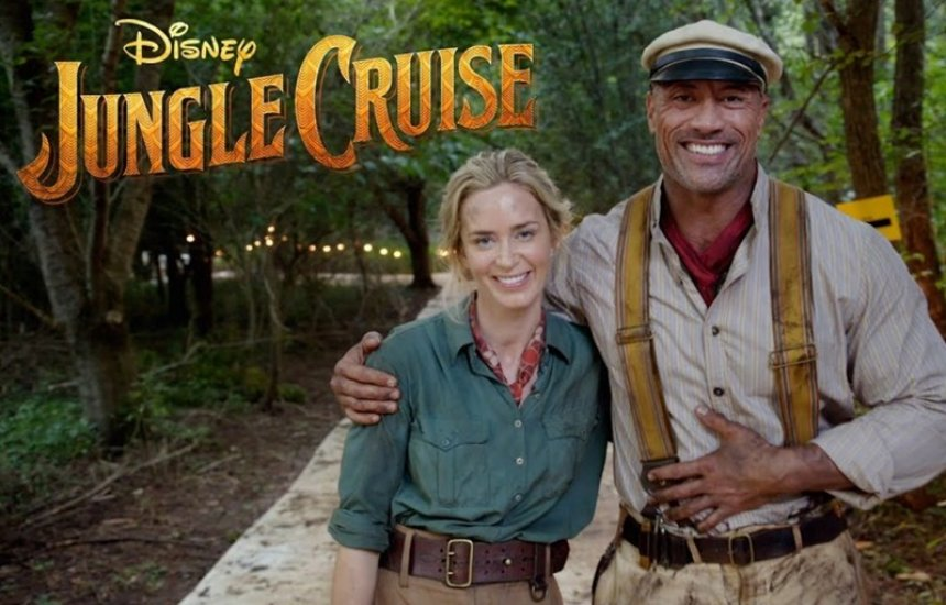 [Jungle Cruise e mais 4 filmes esperam por você no cinema]