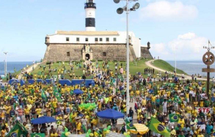 [Após live de Bolsonaro, Salvador terá manifestação pelo voto impresso]