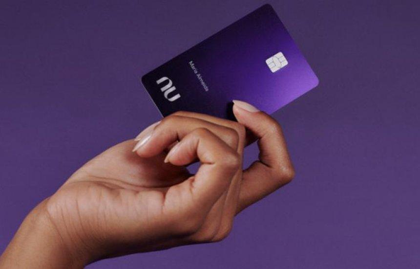 [Nubank anuncia aumento do limite de 35 milhões de clientes]