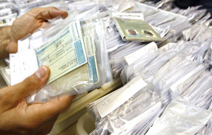 [Bahia: quase 108 mil documentos estão no SAC esperando pelos solicitantes]