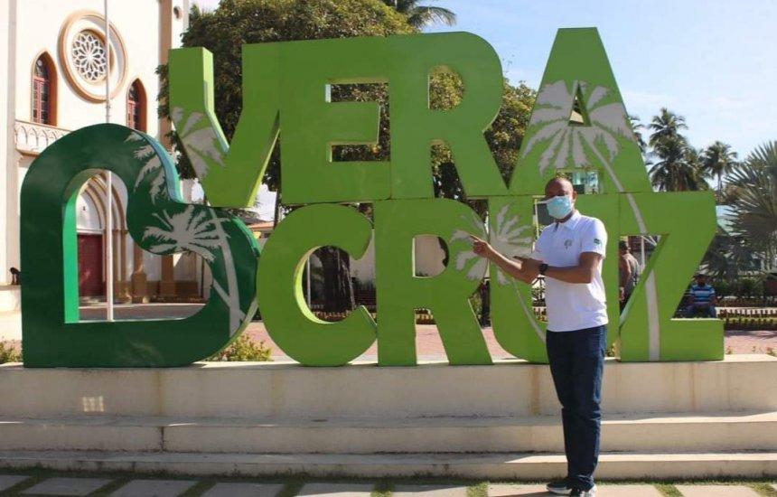 [Filho de Vera Cruz, deputado Jurailton Santos parabeniza o município pelos seus 59 anos]