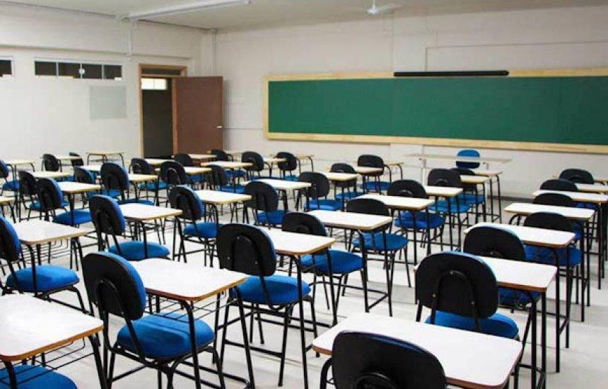 [Aulas semipresenciais do ensino fundamental começam nesta segunda-feira (09)]