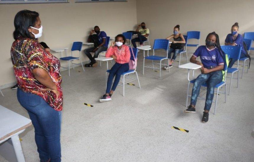 [Governo da Bahia deve implementar educação integral para mais de 25% das escolas]