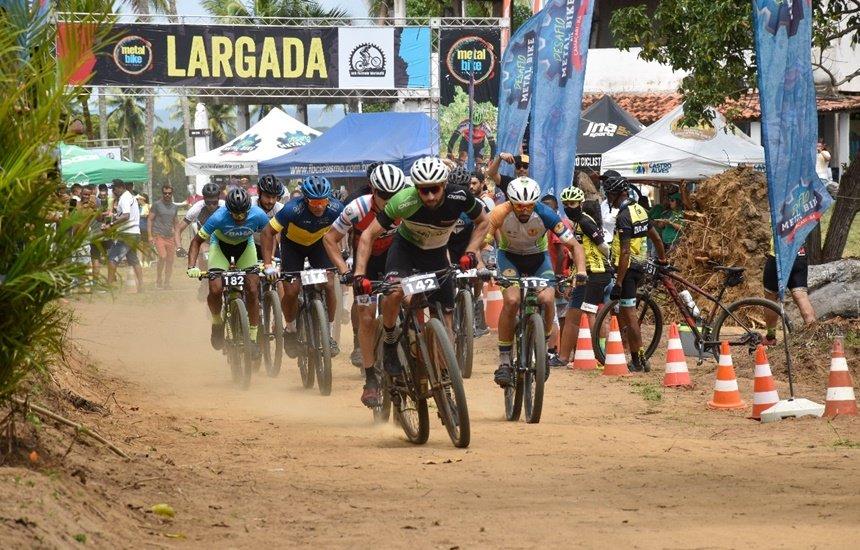 [Desafio Metal Bike reúne ciclistas de toda a Bahia]