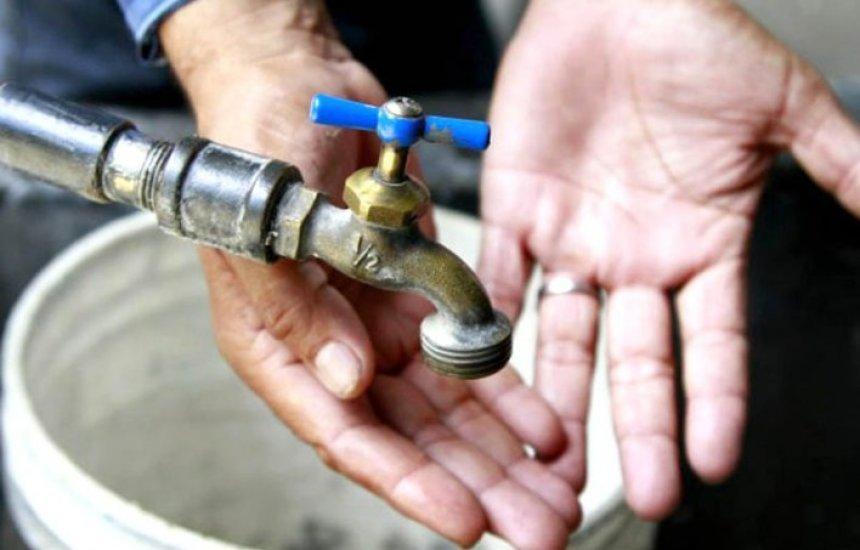 [Abastecimento de água é interrompido em 30 bairros de Camaçari]