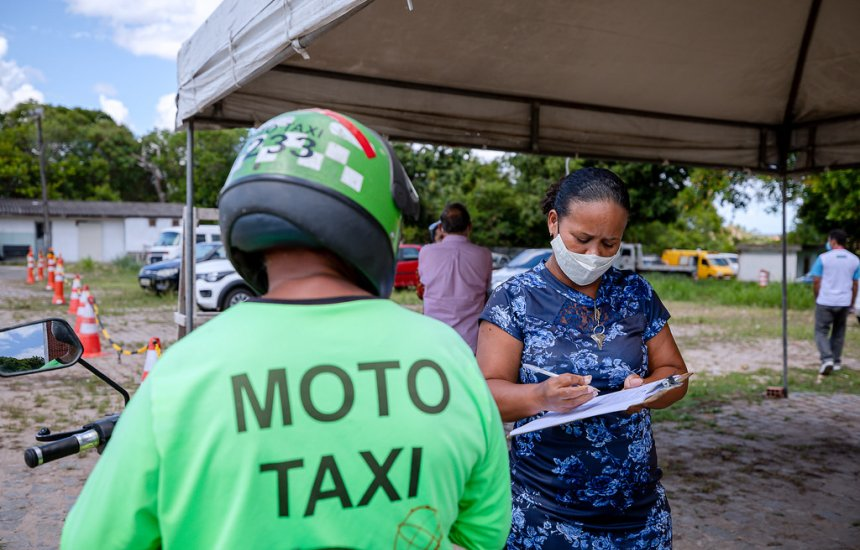 [Mototaxistas atuante em Camaçari têm até dia 30 para renovar Alvará de Circulação]