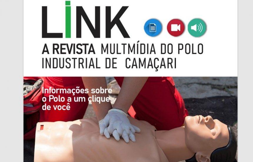 [Nova Revista Link Informações do Polo a um clique de você. Clique aqui!]