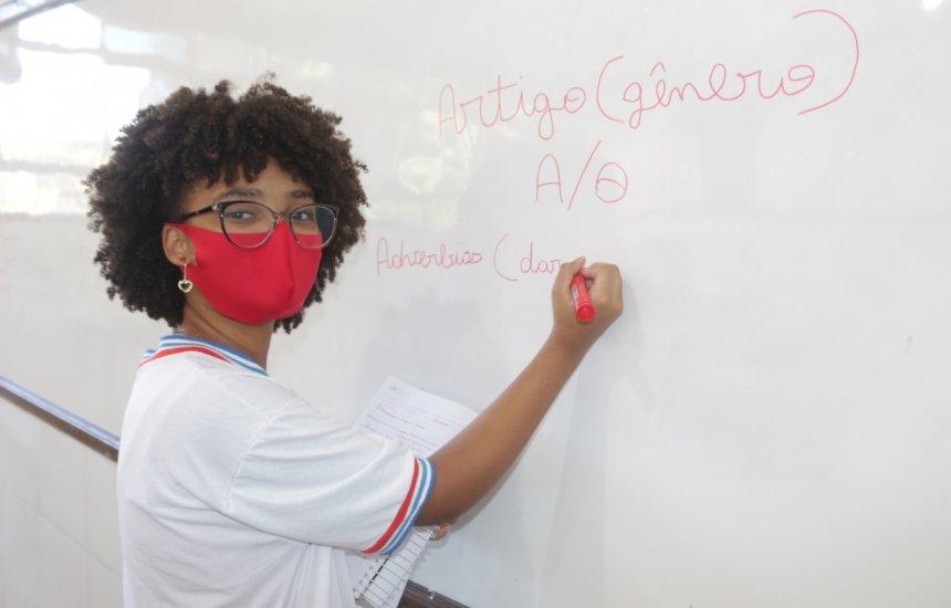 [Nova etapa do Mais Estudo para monitoria de Língua Portuguesa, Matemática e Educação Científica é iniciada]