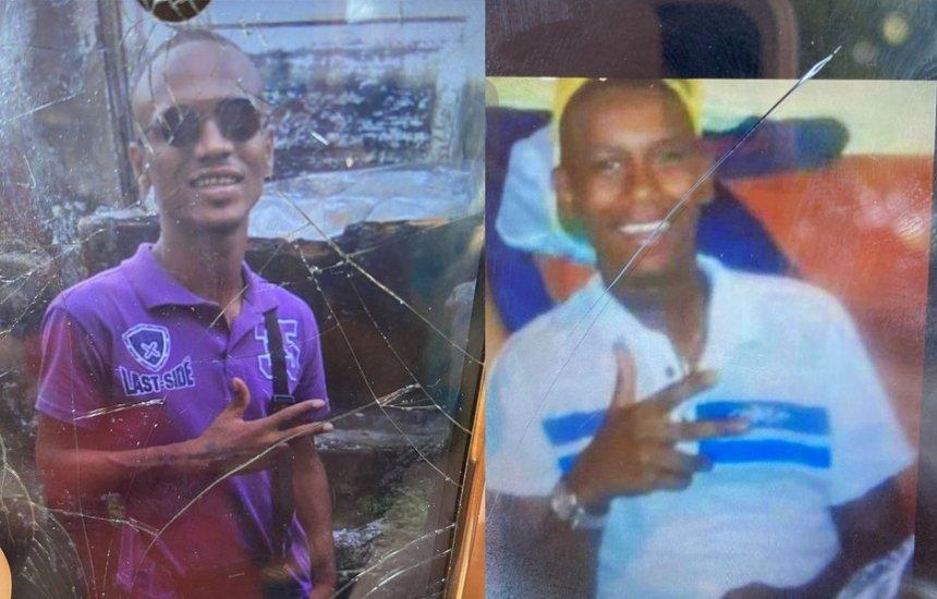 [Jovens são encontrados mortos após abordagem policial; famílias protestam e ônibus não circulam na Barroquinha]