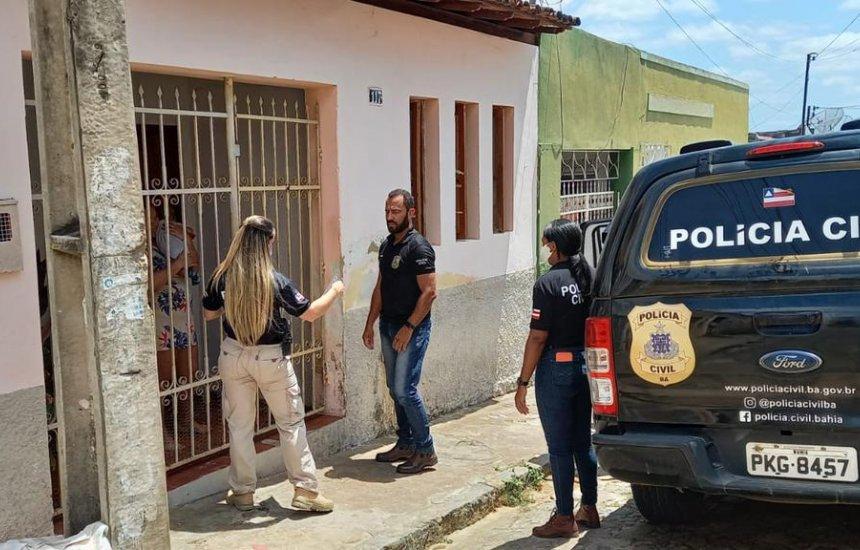 [Operação Maria da Penha prende 348 agressores de mulher em apenas um mês]