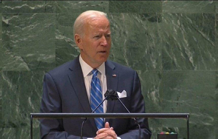 ['Não estamos buscando uma nova Guerra Fria', diz Biden na ONU]