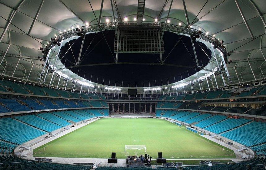 ['Previsão é de outubro', diz secretário sobre retorno do público aos estádios na Bahia]