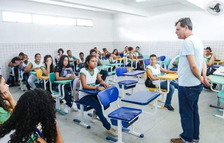 [Escola de Camaçari é selecionada para participar da Semana Mundial da Educação]