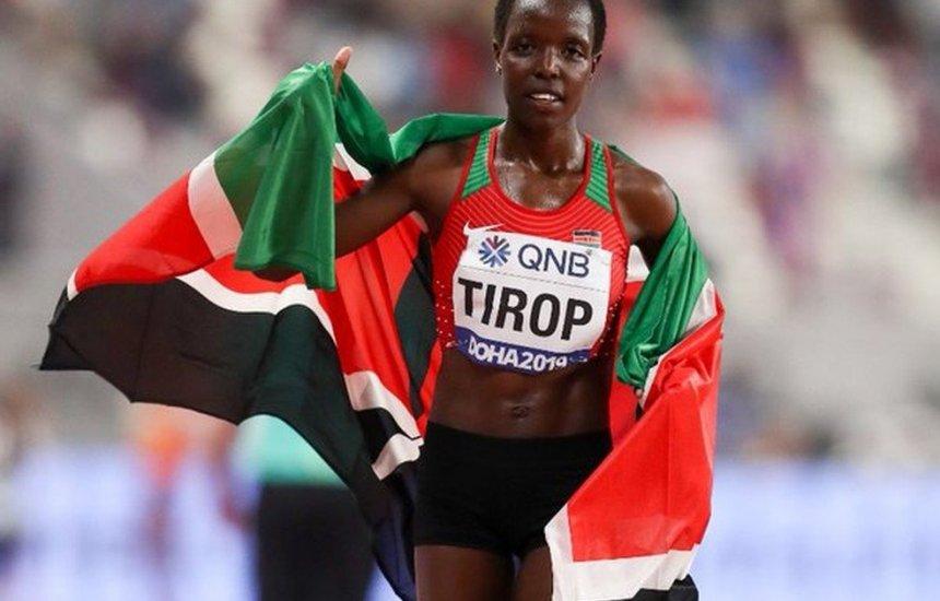 [Queniana recordista mundial de atletismo é encontrada morta a facadas]