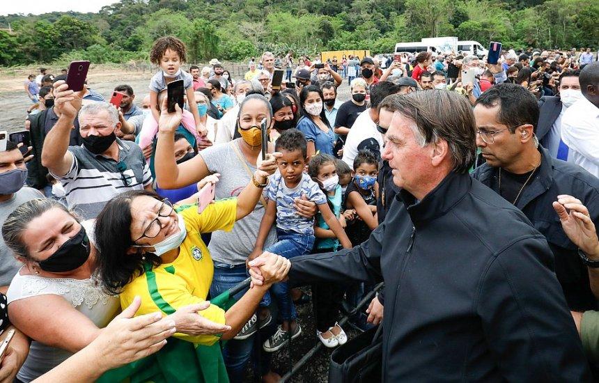 [PoderData: Reprovação de Bolsonaro recua para 58% e aprovação cresce para 33%]
