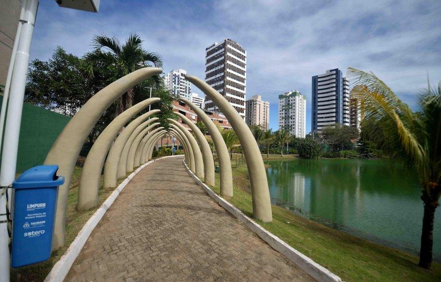 [Salvador: parques municipais passam a abrir aos domingos]