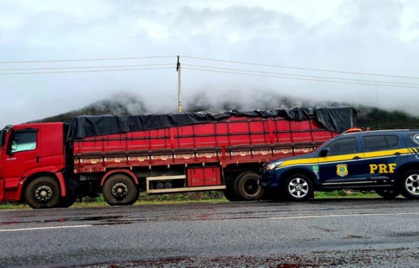 [Motorista é detido com carga avaliada em R$ 80 mil no sudoeste da Bahia]