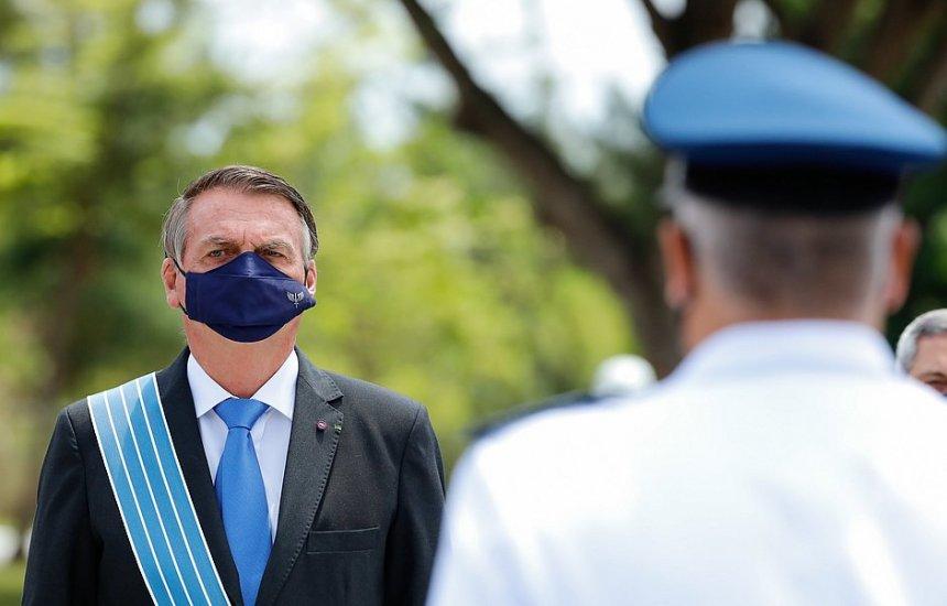[Ao lado de Guedes, Bolsonaro fala em 'confiança absoluta' e defende novo Bolsa Família]