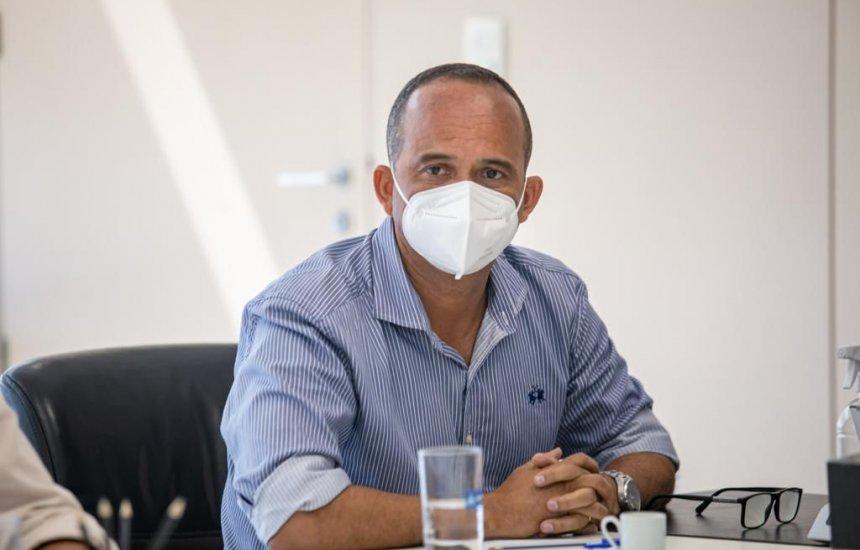 """[""""Nossa boa gestão fiscal garantiu investimentos robustos"""", diz Elinaldo sobre Índice Firjan]"""
