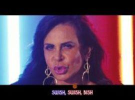 [Katy Perry - Swish Swish (Lyric Video com Gretchen e FitDance)]