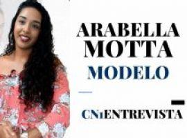 [Modelo Arabella Motta abre o coração em bate papo emocionante]