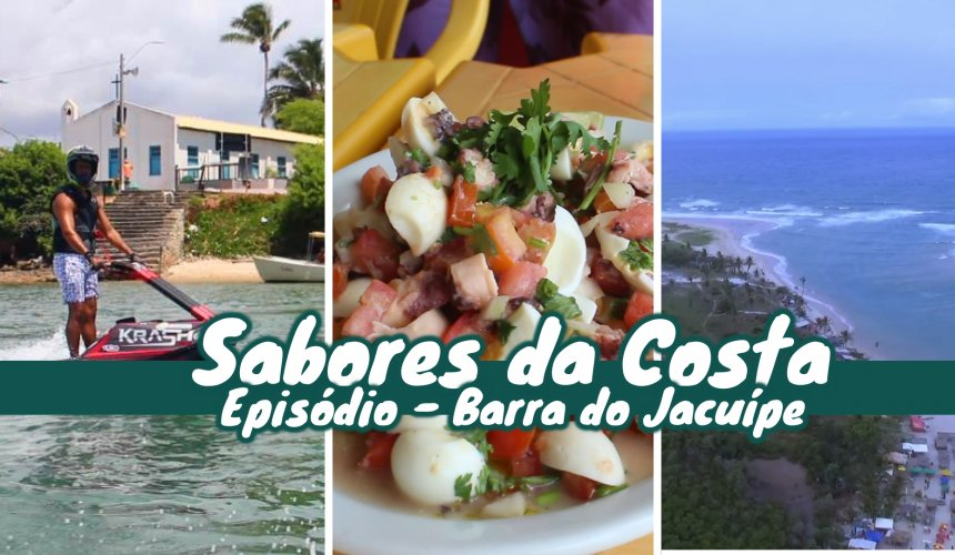 [Sabores da Costa - Barra do Jacuípe]